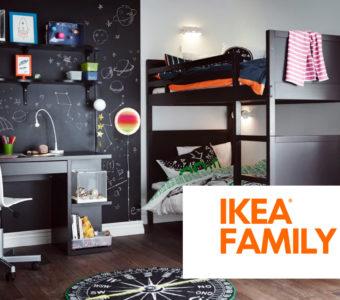 IKEA-FAMILY — лояльность для всей семьи